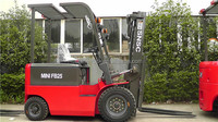 electric powered pallet fork lift 2.5t