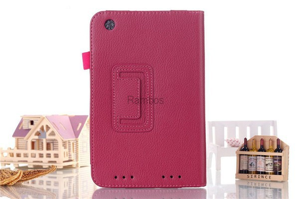 Tablet PC Book leather Stand Flip Case Cover Stand for Lenovo A7-50 A3500 /A3000 / A3300