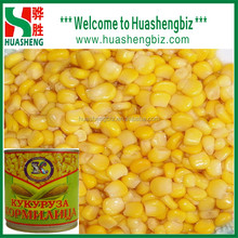 Chinese Crop Canned Sweet Corn Yellow Corn Baby Corn For Sale