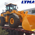 LTMA classic product Chinese supplier 6 ton wheel loader