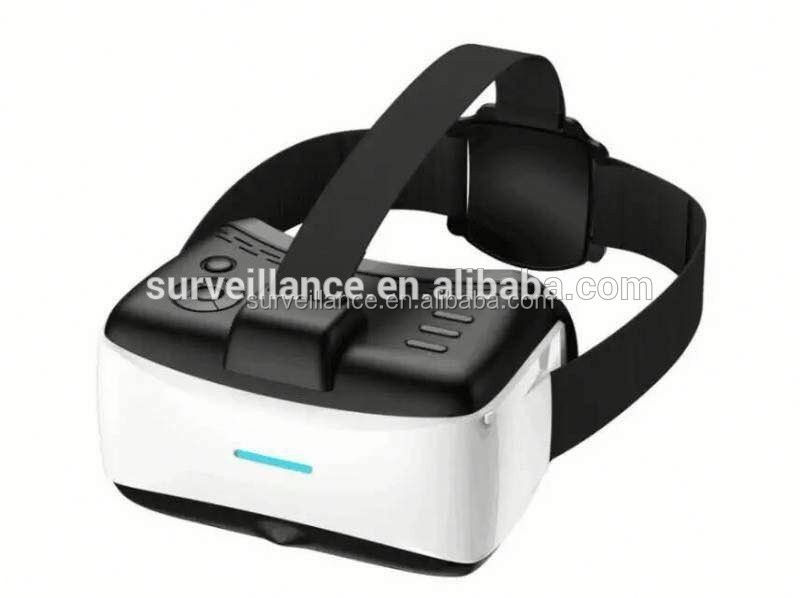 ALL-IN-ONE 3D VR Box clear lens 3d glasses (VR-801)