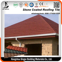 Yiwu Factory Directly Sell Roofing Sheet Stone Coated Chip Tile Metal Roof Price Philippines
