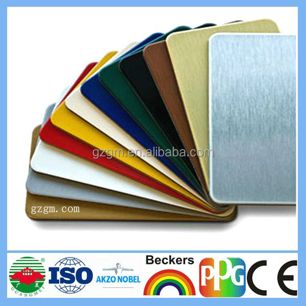 Wholesale cheap interior wall aluminum composite panel for Aluminium composite panel interior decoration