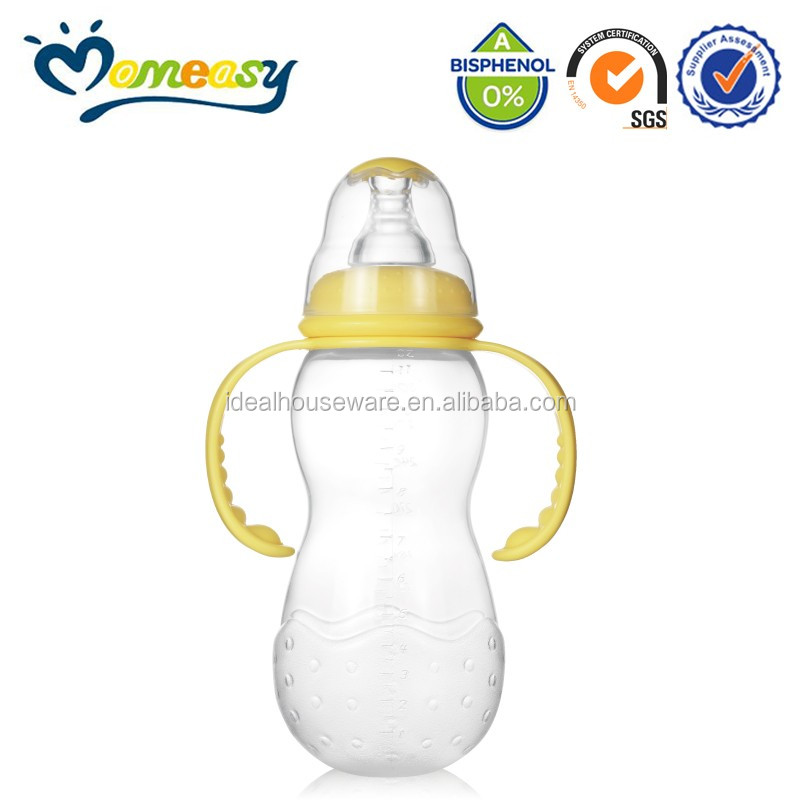 IDEAL 11oz Streamline PP Giant Baby Bottle W/double handle(0%bisphenol A)