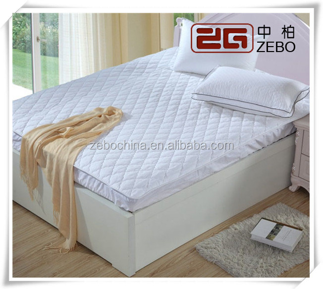 Pure Polyester Stain Resistant Waterproof Mattress Protector Fabric