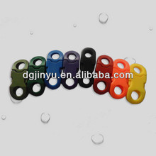 Small Multi-colored Plastic Insert Buckle, Side Release Buckle for Paracord