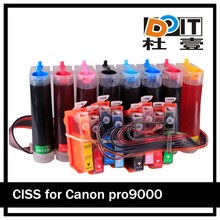 super quality reasonable price inkjet printer Ink cartridge for Canon Pro 9000