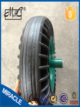 China factory solid rubber wheel 4.00-8 used for wheelbarrow