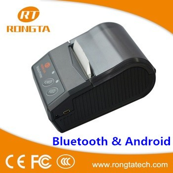 RONGTA RPP210 portable thermal line printing 2inch android bluetooth pos printer