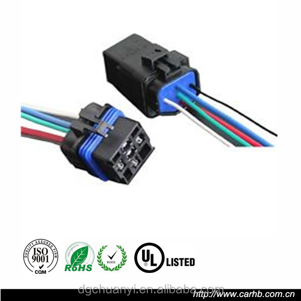 5 Pin Car Relay With Harness