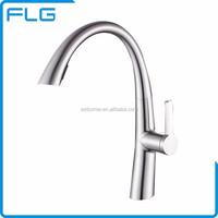 FLG100019 2016 Chrome Plated Fancy Bathroom Sink Faucet