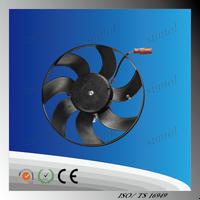 ISO/TS 16949 12 volt auto parts ac condenser Fan For Audi