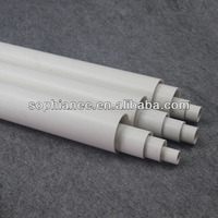 General Standard Cheap Plastic Tubes Metric PVC Pipes