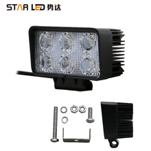 2017 super bright car accessories led truck headlights LED Work Light for SUV ATV UTV