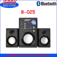 Promotional product USB SD FM bluetooth active 2.1 multimedia speaker system