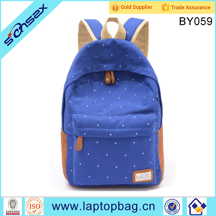 Factory manufacture school bag of latest designs