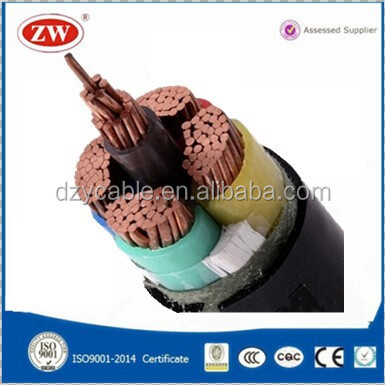 0.6/1kV PVC Insulated Marine Power Cable