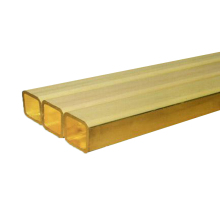 Aluminum Brass Square Tube Pipe Price