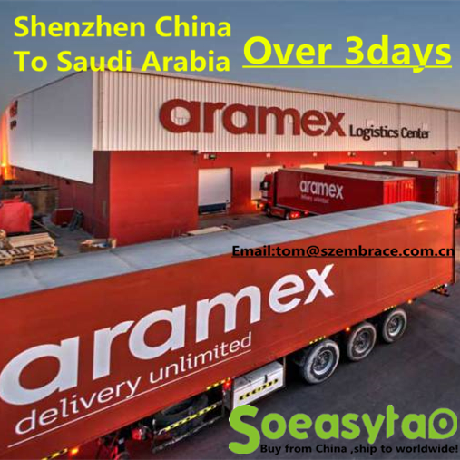 China Logistics Courier service freight forwarder to Saudi Arabia accept battery liquid others