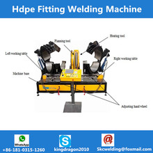 SKC-MA315/90 SKC-MA630/315 hdpe pipe jointing machine -multi angle workshop fitting welding machine