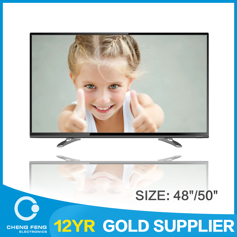 china top ten selling products 48 50 inch LED TV smart