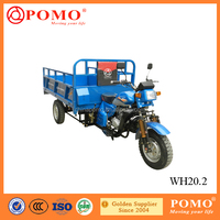 China Made Popular Utility Tricycle, Motorised Tricycle, Rear Basket For Tricycle