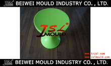 high quality plastic round stool mould