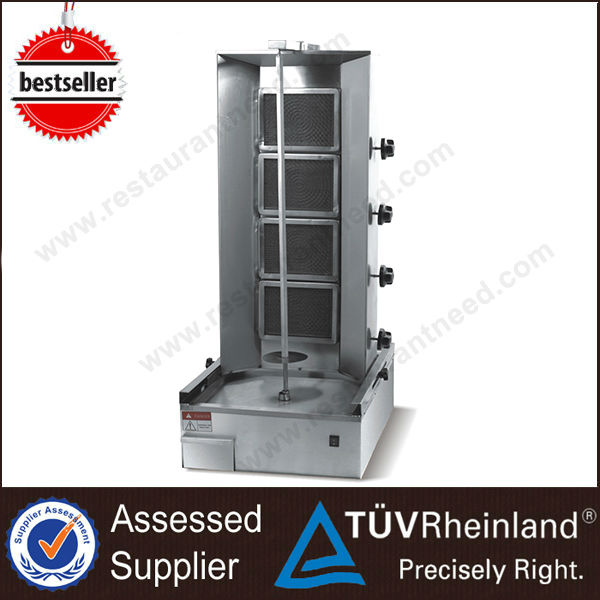 Heavy Duty Commercial Restaurant Ovens Kebab making machine