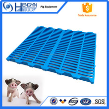 professional design most durable plastic pig floor for sale