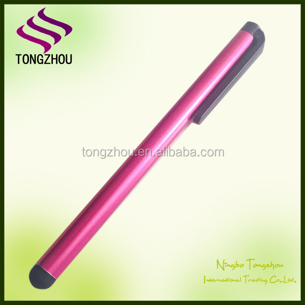 Promotional gifts custom logo touch pen