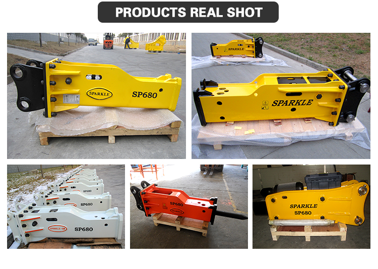 construction machinery excavator used spare parts hydraulic cylinders sale