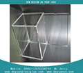 High quality Large acrylic ballot box with sign holder