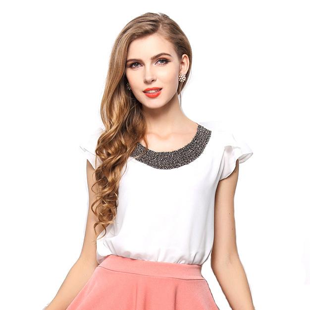 Latest Formal Skirt Blouse Patterns - Blouse Styles