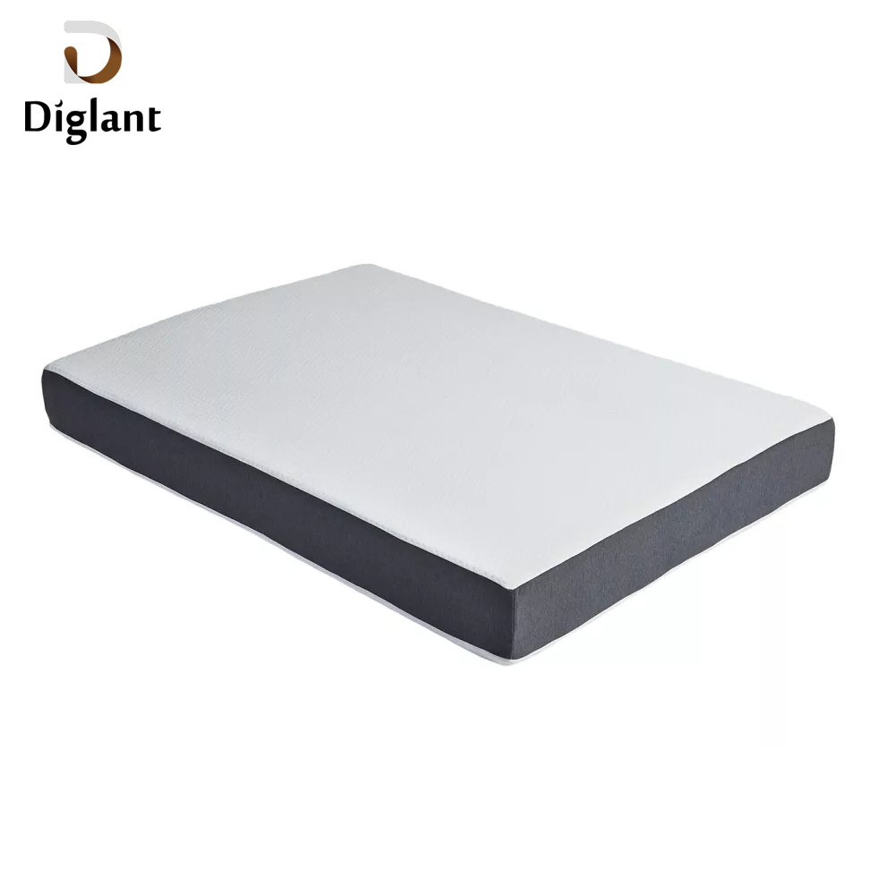 DM062 Diglant Gel Memory Latest Double Fabric Foldable King Size Bed Pocket bedroom furniture sleep mattress - Jozy Mattress | Jozy.net