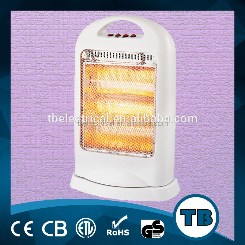 energy saving halogen heater 800W with halogen tubes