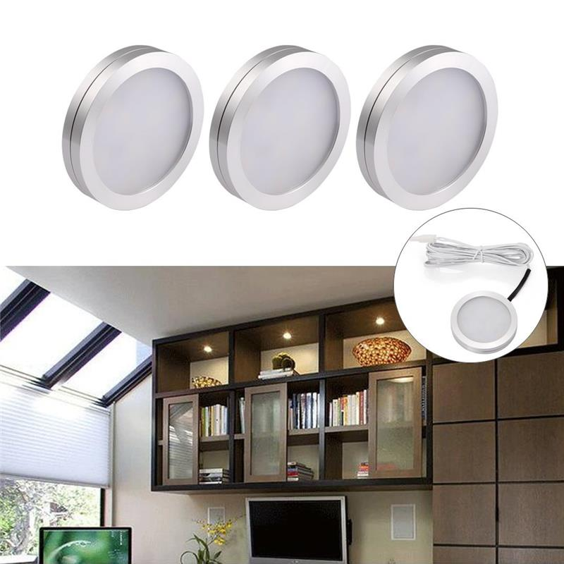 Cheap Aluminium/Plastic surface mounted shower light, mini led ceiling light for furniture