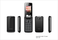 2015 cheapest price new flip phone D2010D high quality with SC6531