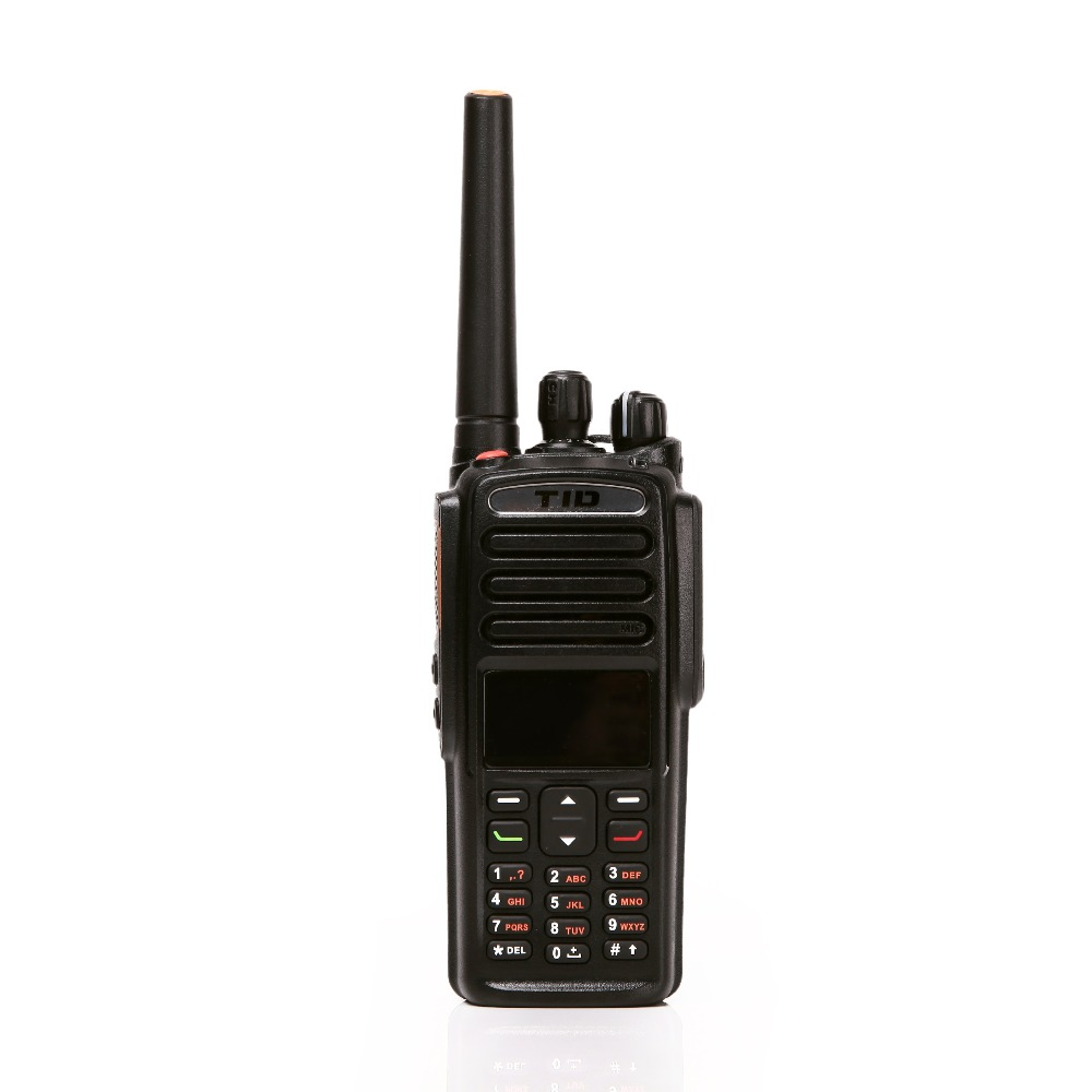 Td-9800 handheld digital radio portable transceiver/high quality dmr ht radios