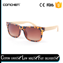2017 most popular balck party stylish wholesale <strong>bamboo</strong> polarized 100%uv sunglasses