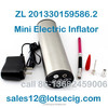 Electric bike Pump bicycle tyre inflation tool kit