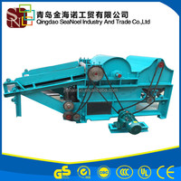 New Condition Fabric Cotton Waste Opening And Recycling Machine