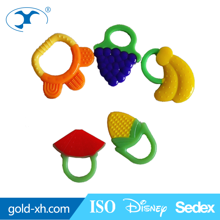 xianghong Best for Sore Gums Pain Relief, Eco Friendly Infant and Toddler baby silicone teether