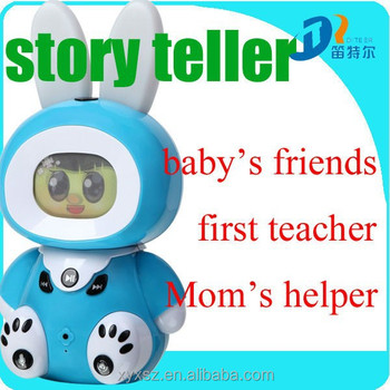 most fashionable children Educational Bedroom Toys The story teller