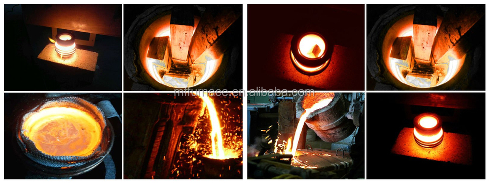 Плавильная печь  медь 124