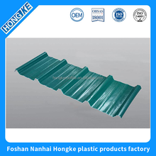 China Building Material Plastic ASA PVC Roofing Sheet Price