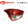 NITOYO TAIL LAMP FOR HYUNDAI I10 GRAND 14 L 92401-B4000 R 92402-B4000