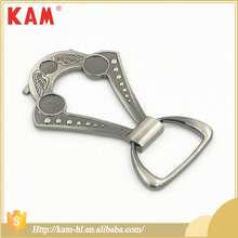 China cheap shoulder strap adjustable metal buckle for bag accessory