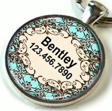 Round Fashion Custom Dog Tags for Cheap