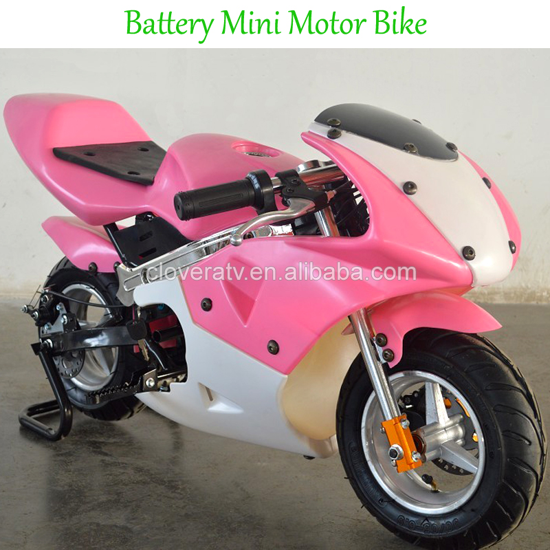 Two Wheel Mini Motorbike 500W 36V Pocket Bike with Factory Price
