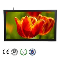 55 Inch Wall Mount Large Screen Digital USB SD Video Player